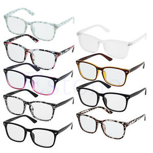 New-Vintage-Men-Women-Retro-Eyeglass-Frame-Full-Rim-Computer-Glasses-Spectacles