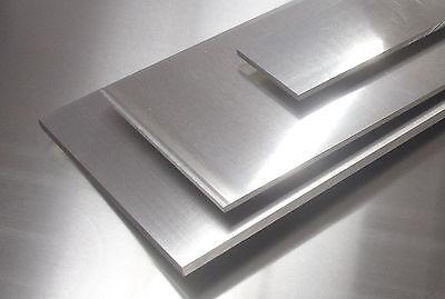 40cm auf Zuschnitt L: 400mm Aluminium Rechteckrohr AW-6060-80x20x2mm