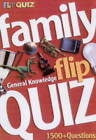 Family Flip Quiz: General Knowledge by Christopher Rigby (Spiral bound, 2002)