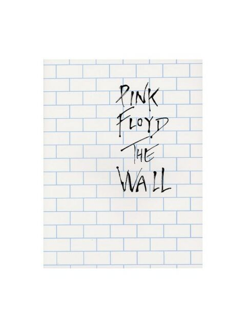 Play Pink Floyd The Wall Chart Hit Pop Songs Tunes Piano Vocal Guitar MUSIC BOOK