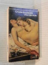 I FIORI DEL MALE Charles Baudelaire Gesualdo Bufalino Mondadori 1983 romanzo di