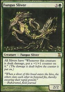 1 Plague Sliver = Black Time Spiral Mtg Magic Rare 1x x1