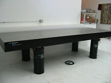 Crated Tested 5 X 12 Newport Optical Table Pneumatic Isolators Set Up Kit