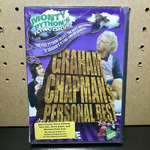 NEW-GRAHAM-CHAPMAN-PERSONAL-BEST-Monty-Python-039-s-Flying-Circus-BBC-TV-A-amp-E-DVD
