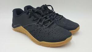Correctamente Arriba ayuda  Nike Metcon 4 XD X Cross Training Black Gum Chalkboard BV2052-002 Womens  Size 13 | eBay