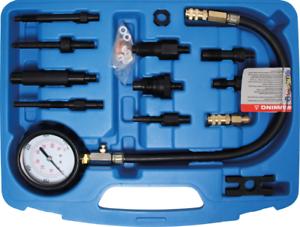 BGS Kompressionsprüfer Diesel Motor Kompressionstester Kompression prüfen messen
