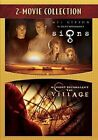 Signs The Village 0786936744149 DVD Region 1 P H