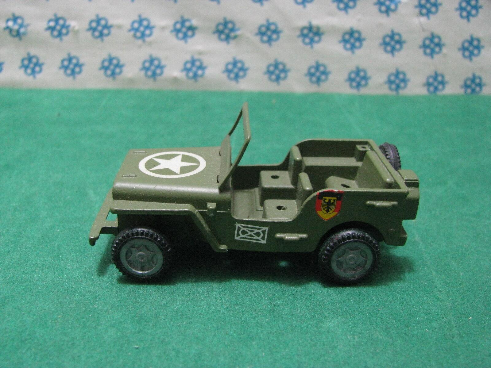 Vintage  Military   -  JEEP            -  GAMA  904-4-5-6-   Western Germany 5ceeab