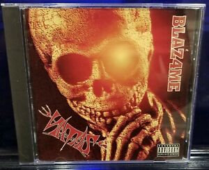 NATAS-BLAZE4ME-CD-Original-RLP-Press-rare-esham-insane-clown-posse-twiztid-icp