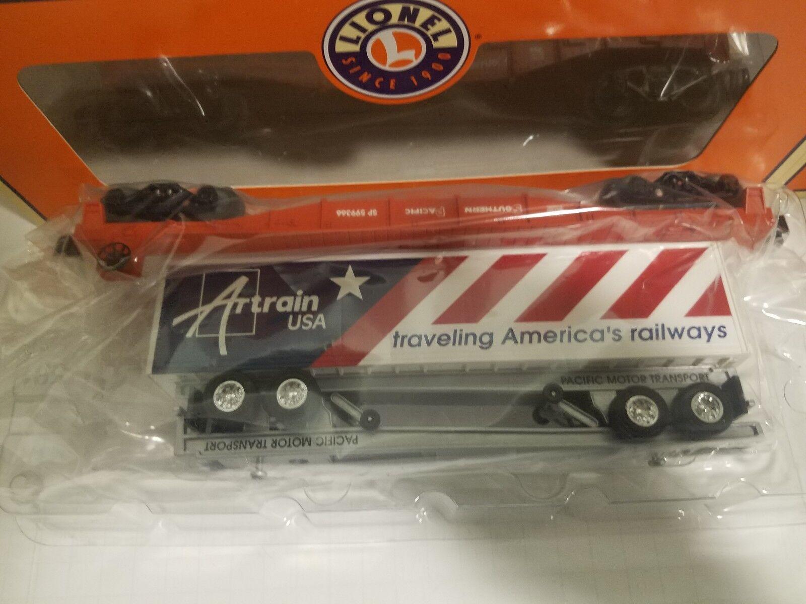 Lionel  52331 artrain USA's 'America's FerroCocheriles  TOFC 2003