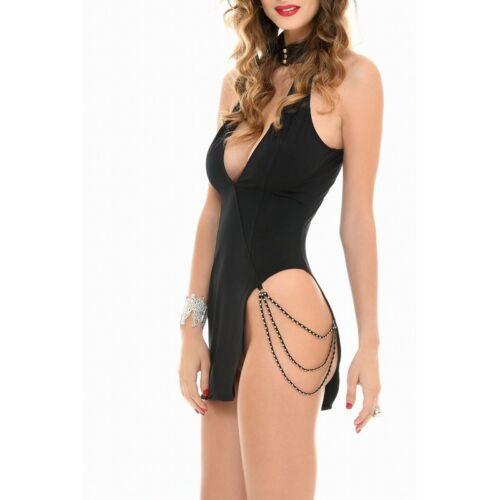 Catanzaro Marinette Sexy Soirée Patrice Fetish De Robe Référence Courte HxqpOf8zwZ