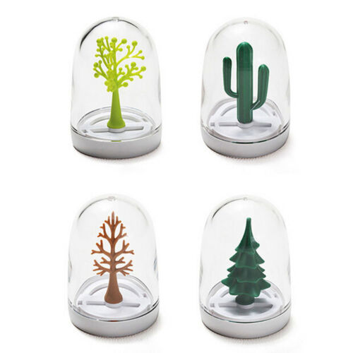 4 Pcs//set Chic Four Seasons Plant//Animals Seasoning Bottle Spice Jar