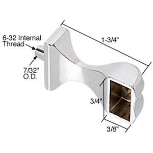 Crl Chrome Sliding Shower Door Towel Bar Bracket M6020 Ebay