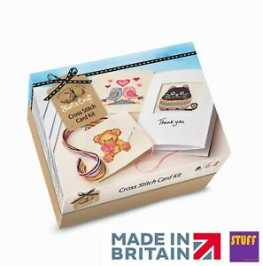 Make-Your-Own-Card-Kit-Decorate-Cross-Stitch-Craft-Starter-Set