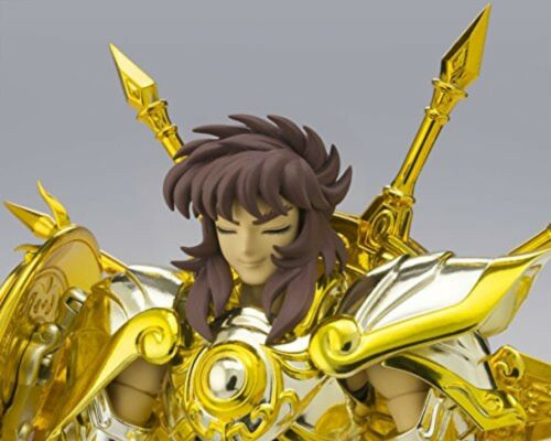 BANDAI Saint Seiya Cloth Myth EX Soul of Gold Libra Dohko God Figure F//S