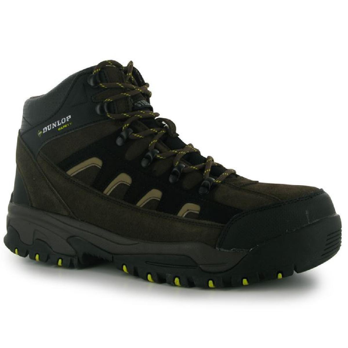 Dunlop Sicurezza Scarpe Stivali di Sicurezza Scarpe lavoro lavoro lavoro Safety scarpe Nuovo Hiker | prezzo al minuto  c5932c