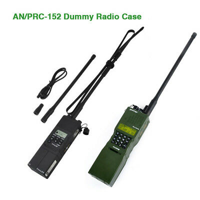 Z TAC Tactical Airsoft AN PRC 148 152 Dummy Radio
