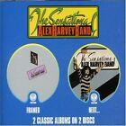 The Sensational Alex Harvey Band Framed Next 2 CDs 2007