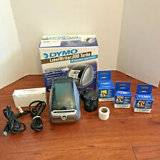 Dymo Labelwriter 400 Turbo Pc Connected Thermal Label Printer Model 93176 Works