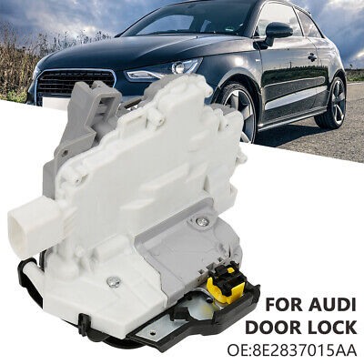 A8 4E FRONT LEFT PASSENGER SIDE DOOR LOCK MECHANISM FOR AUDI A3 8P1 8PA
