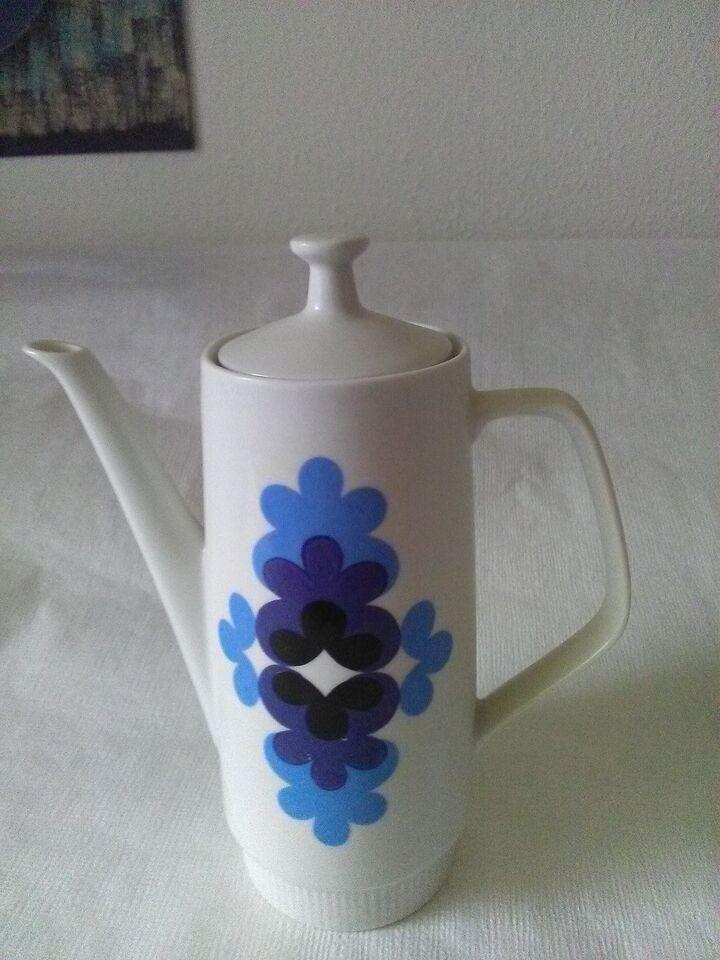 Porcelæn, kaffekander