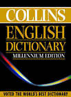 Collins English Dictionary by HarperCollins Publishers (Hardback, 1998)