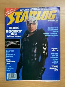 APR-1981-STARLOG-MAGAZINE-45-SCI-FI-OUTLAND-PETER-HYAMS-BUCK-ROGERS