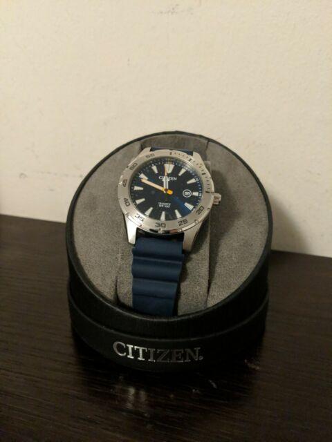 citizen quartz mens dive watch BI1041-22L