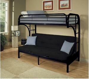 Image Is Loading Bunk Beds Student Loft Bed Frame For S