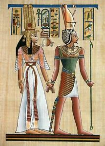 Handcrafted-Egyptian-Greeting-Cards-Note-Paper-Ancient-Egypt-Prints-Scrolls