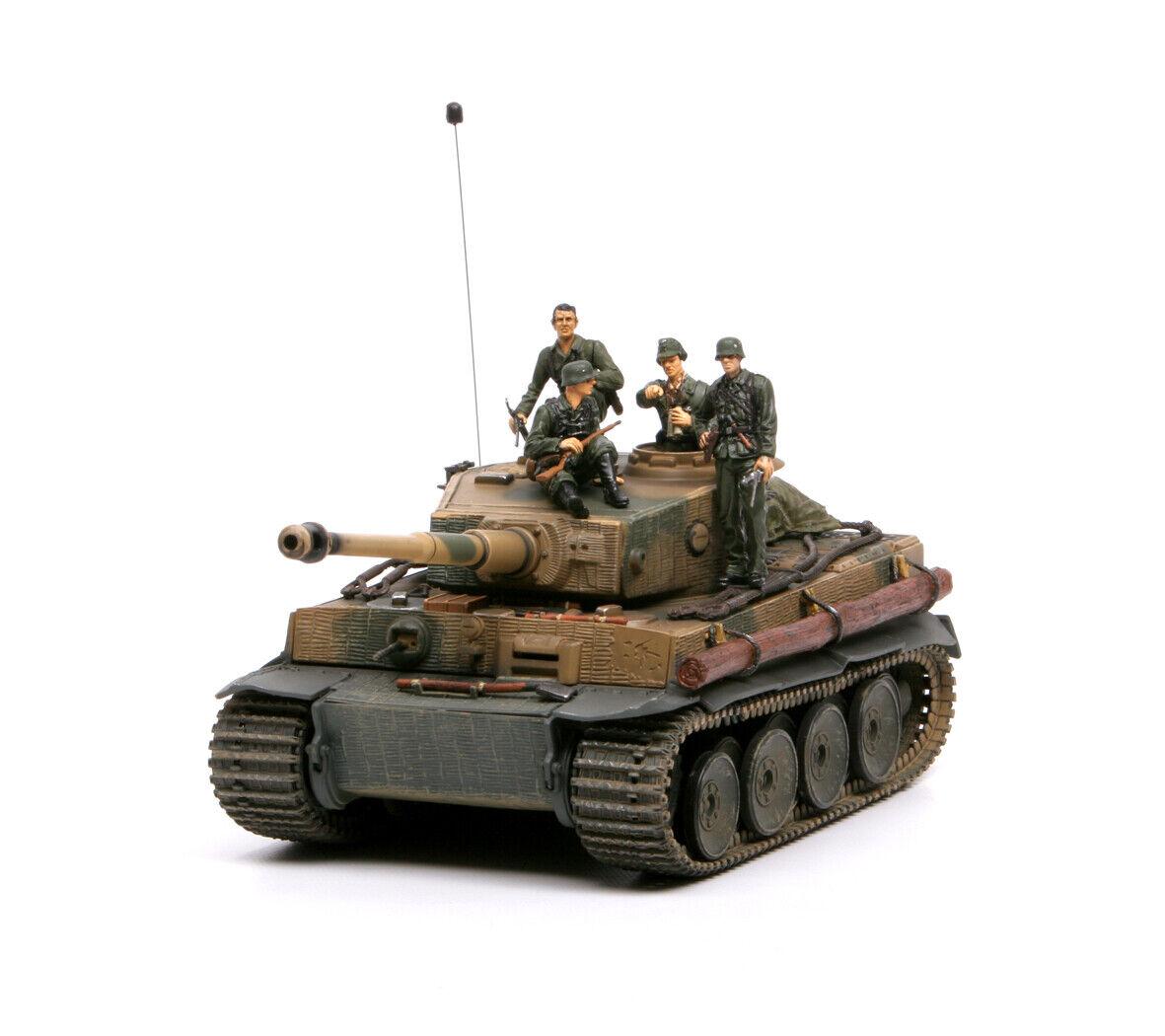 Forces of Valor 1 32,    EXTRA RARE    GERMAN Tigr I Exéc. E, 80404