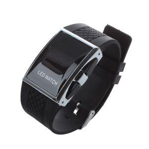 4X-Neue-LED-Uhr-Luxux-Fashion-Frauen-Digital-Sportbuegel-Armbanduhr-fuer-Dame-PT