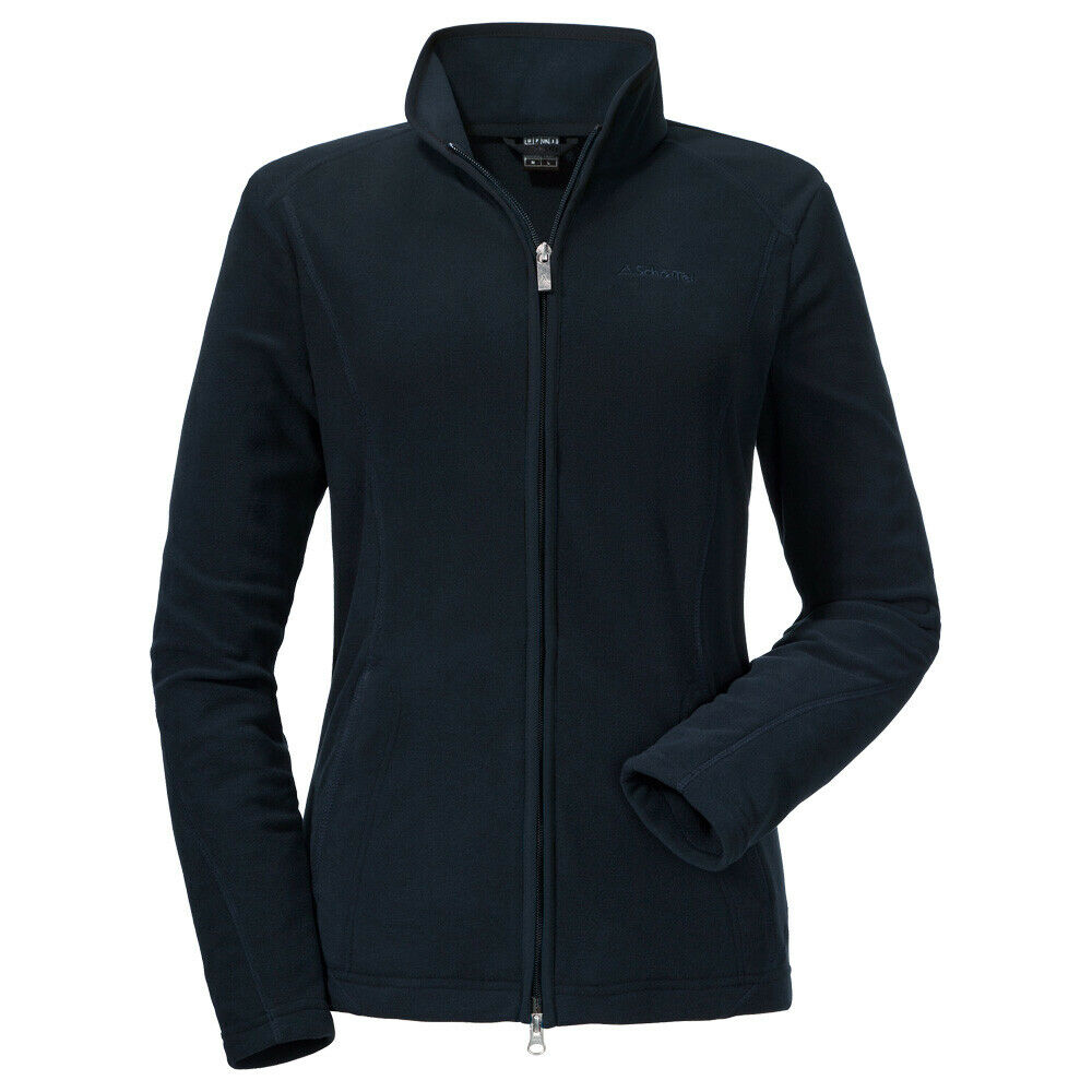 Schöffel Fleece Jacket Leona2 daSie leichte DaSie Fleecejacke