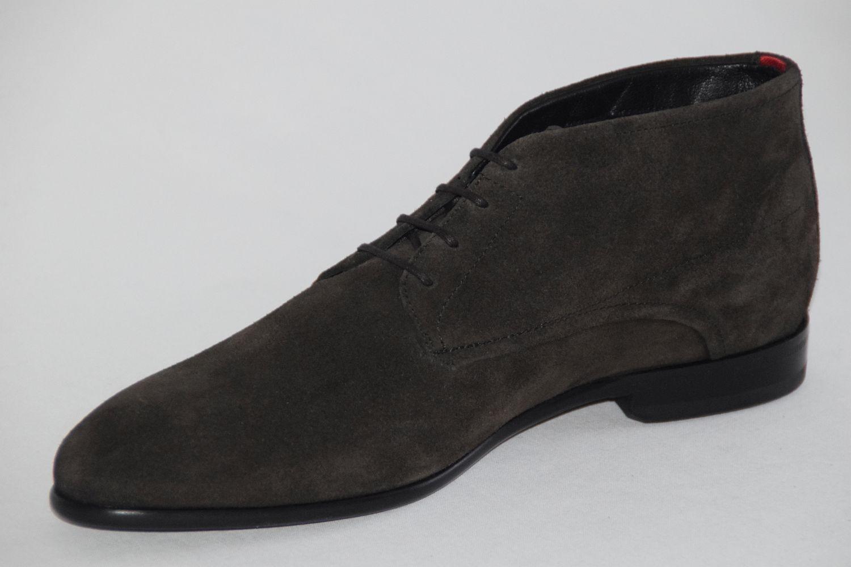 Hugo Boss Desert bottes, Taille UE 42 UK 8 US 9, Dark marron