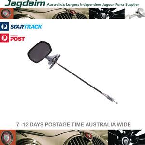 New-Jaguar-Door-Mirror-assembly-adjustable-Flat-Glass-BD40822F