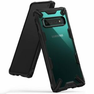 RINGKE-Samsung-Galaxy-S10-Huelle-Panzerhuelle-Handyhuelle-Cover-Case-Fusion-X-Black