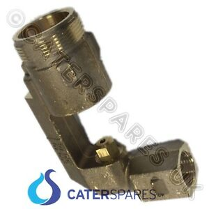 Details about 535400080 FALCON GAS BURNER BRASS VENTURI C/W NATURAL GAS  INJECTOR G2107 G2101