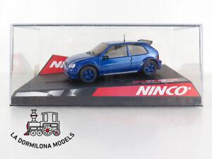 NINCO-50272-CITROEN-SAXO-EXPO-NEU-039-02-FIRA-MANRESA-Edicion-Limitada-SLOT-CAR