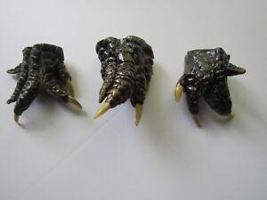 Alligator-Foot-Gator-Feet-Craft-Supplies-Jewelry-Supplies-Animal-Bone