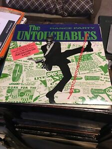 The-Untouchables-Lp-Mint-Promo