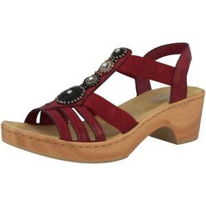 RIEKER MASSA FEMMES Chaussures Femmes Anti stress Mules