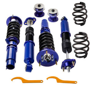 Coilovers-Shock-Absorbers-for-BMW-E46-3-Series-320i-323i-323Ci-Adj-Mount-SPT