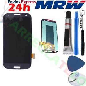PANTALLA-PARA-SAMSUNG-Galaxy-SIII-S3-Neo-i9301-i9308-Azul-TACTIL-LCD