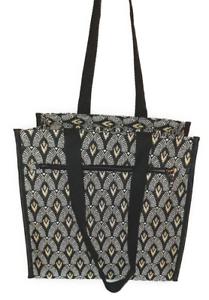 Signare Gobelin Luxor Einkaufstasche Umhängetasche Shopper Art Dekor Tragetasche