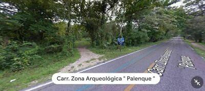 TERRENO CARRETERA PALENQUE-RUINAS KM 6