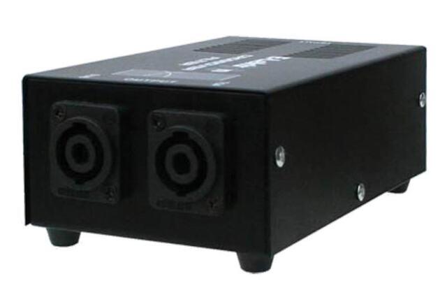E-Lektron STP-1 PA Frequenzweiche passiv Subwoofer<=>Topteil NL2 Crossover