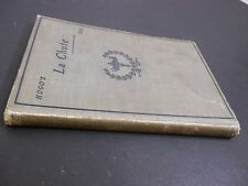 HUGO'S La Chute HUSS  1911 ANTIQUARIAN  CLOTH/HARDCOVER BOOK