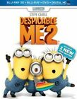 Despicable Me 2 3d 0025192200519 Blu-ray Region a