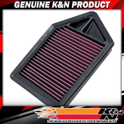 K/&N Filters Fits 2010-2012 Honda CR-V Hi-Flow Air Intake Filter