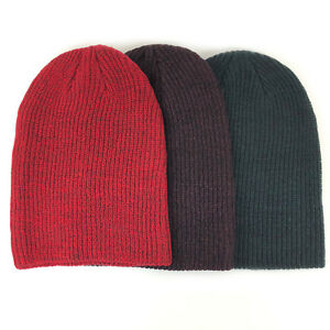 31cb8b97991 Image is loading Aeropostale-Men-039-s-Stretch-Slouchy-Marled-Beanie